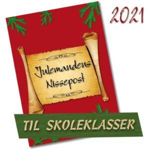 Personlige nissebreve til skoleklasser - Julemandens Nissepost til institutioner